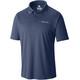 Columbia Zero Rules Polo Shirt Men carbon heather
